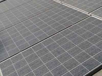 solar panel cleaning near me