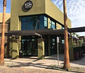 Tuk restaurant at Generations Ahwatukee.